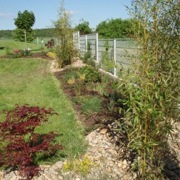 Zahradní úpravy Velká Dobrá