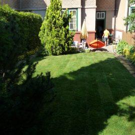 Rekonstrukce zahrady Praha 6