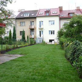 Zahrada Praha 8