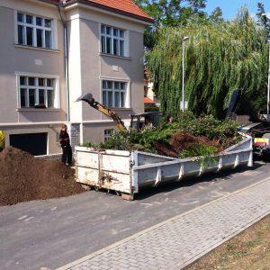 Odvoz bioodpadu