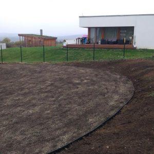 Založení trávníku výsevem